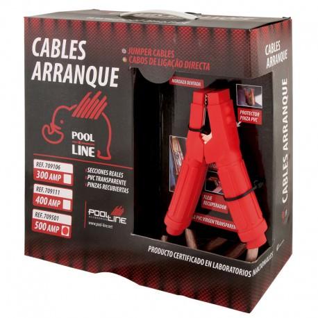 Cables de arranque 500A