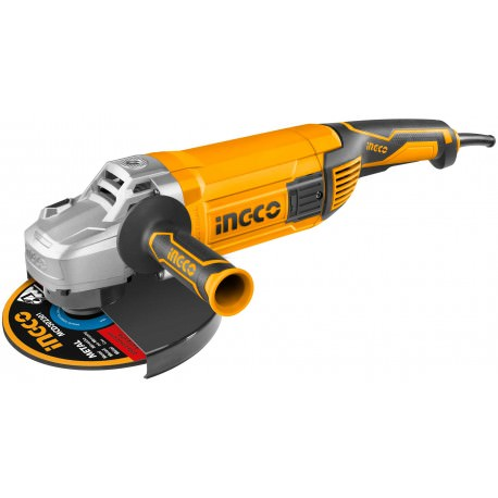 Amoladora angular 2400W INGCO