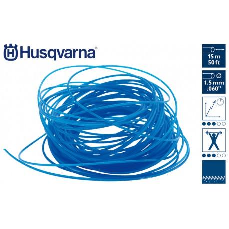 Hilo de corte 1,5 mm HUSQVARNA