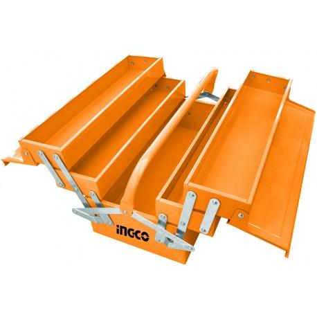 Caja herramientas metalica INGCO