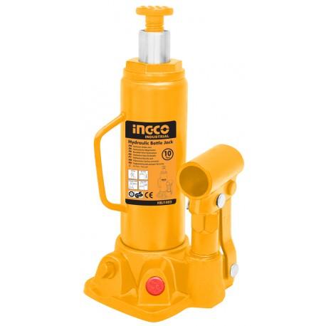 Gato hidraulico 10 Ton INGCO