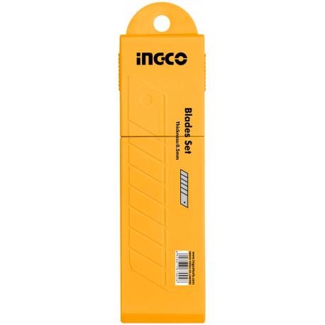 Cuchillas recambio INGCO