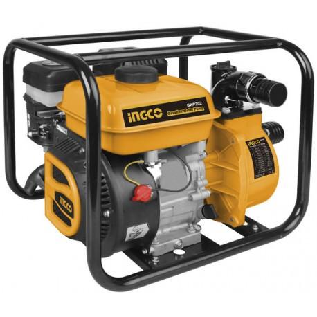 Motobomba gasolina 208cc INGCO