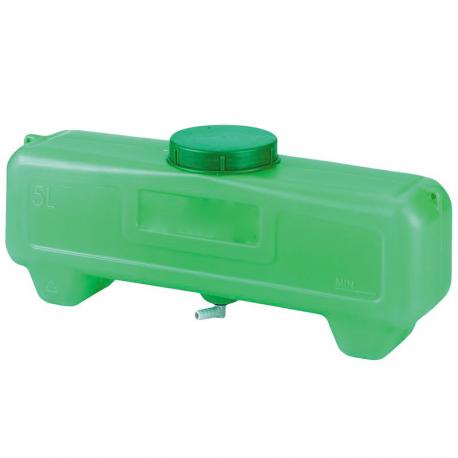 Deposito plastico 7 litros con filtro
